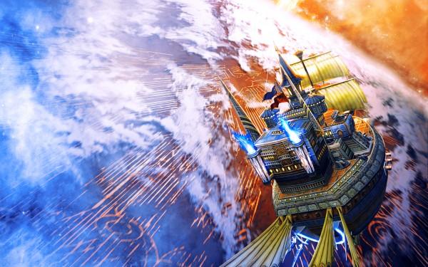Rogue Galaxy Zerochan Anime Image Board