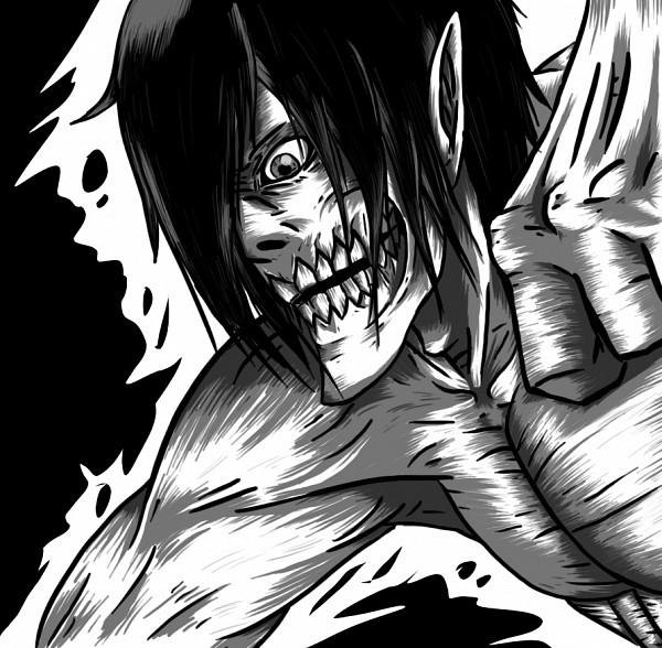 Tags: Anime, Attack on Titan, Rogue Titan, Eren Jaeger, Artist Request