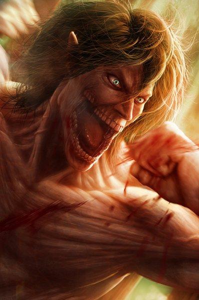 Tags: Anime, Namkoart, Attack on Titan, Rogue Titan, Titan (Shingeki no Kyojin), Eren Jaeger, deviantART