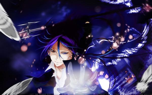 Tags: Anime, Pixiv Id 1007845, Katekyo Hitman REBORN!, Rokudou Mukuro, Wallpaper