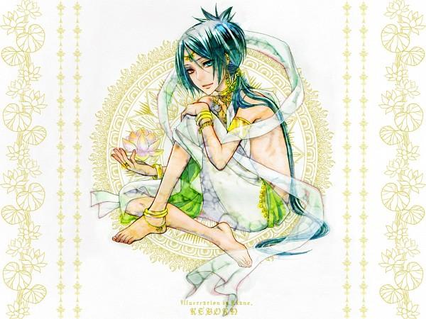 Tags: Anime, Zhu, Katekyo Hitman REBORN!, Rokudou Mukuro, Dangling Earring, Fanart, Wallpaper