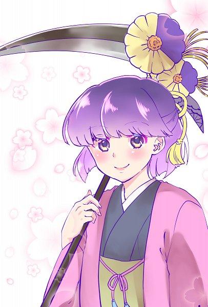 Tags: Anime, Pixiv Id 1150332, Kyoukai no Rinne, Rokudou Otome