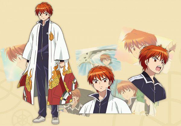 Tags: Anime, Tamura Kazuhiko, Brains Base (Studio), Kyoukai no Rinne, Rokudou Rinne, Cover Image, Official Art
