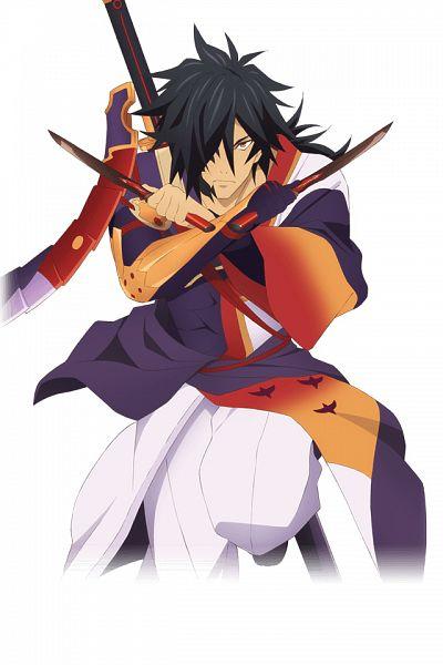 Rokurou Rangetsu - Tales of Berseria