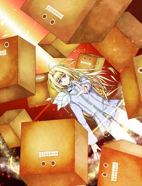 Tags: Anime, Pixiv Id 507755, MÄR, Rolan (MÄR)