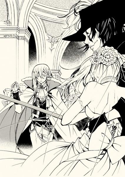 Tags: Anime, Mochizuki Jun, Rolan - The Forgotten King, Rolan Flamberge, Étoile Du Crauben, Amenti, Manga Page, Scan, Mobile Wallpaper, Official Art, Novel Illustration