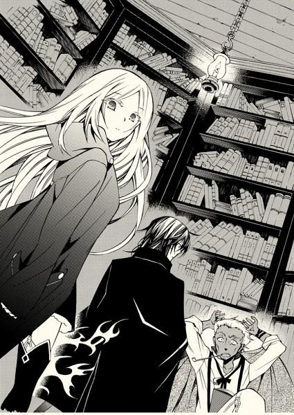 Tags: Anime, Mochizuki Jun, Rolan - The Forgotten King, Rolan Flamberge, Étoile Du Crauben, Scan, Official Art, Mobile Wallpaper, Novel Illustration, Manga Page