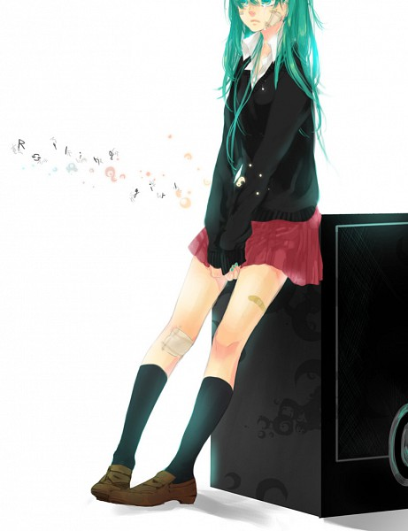 Tags: Anime, Yua (Pixiv1000045), VOCALOID, Hatsune Miku, Pixiv, Rolling Girl