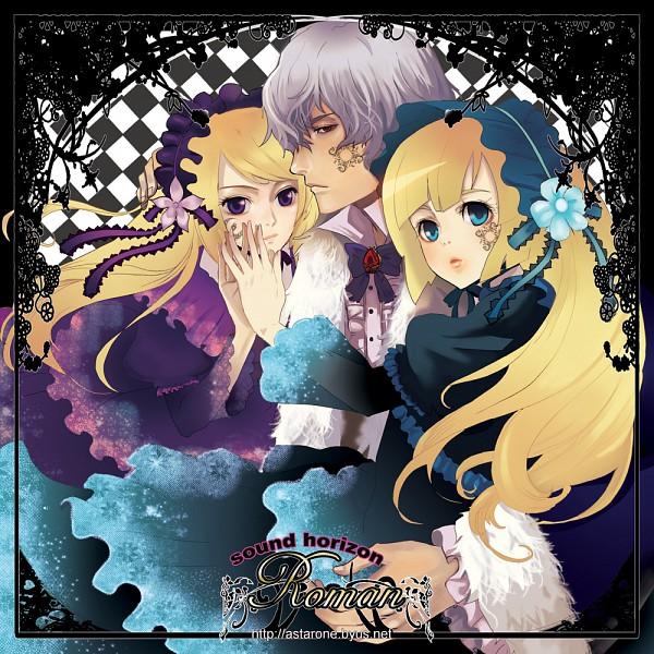 Tags: Anime, Jinna, Hiver Laurant, Violette, Hortense, Roman (Sound Horizon), Sound Horizon