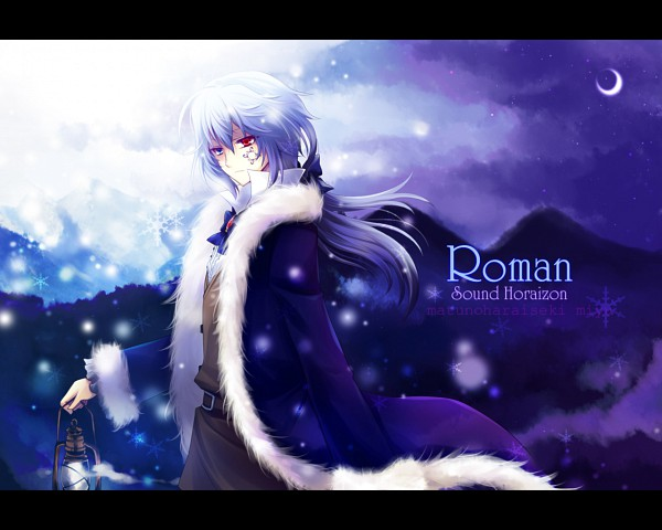 Tags: Anime, Miyu (Matsunohara), Hiver Laurant, Pixiv, Wallpaper, Roman (Sound Horizon), Fanart, Sound Horizon