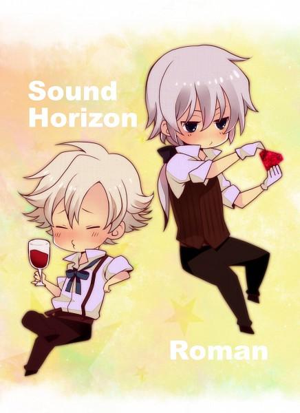 Tags: Anime, Pixiv Id 515553, Laurencin, Hiver Laurant, Pixiv, Roman (Sound Horizon), Sound Horizon