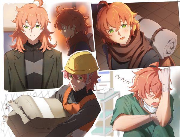 Tags: Anime, Pixiv Id 5716768, Fate/Grand Order: Episode 0 Initium Iter, Fate/Grand Order, Romani Akiman, Fanart, Fanart From Pixiv, Pixiv, Romani Archaman