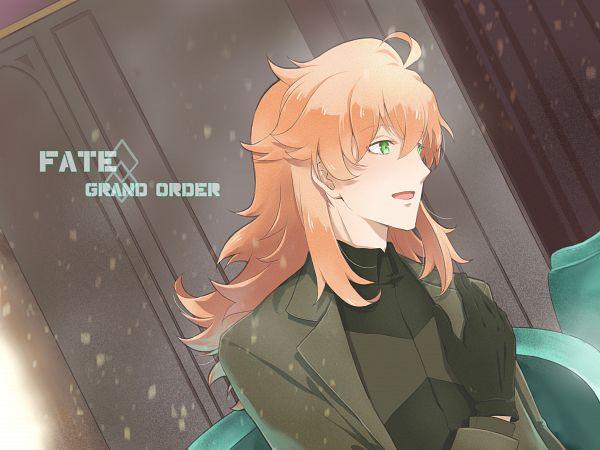 Tags: Anime, Pixiv Id 4367391, Fate/Grand Order: Episode 0 Initium Iter, Fate/Grand Order, Romani Akiman, Fanart, Fanart From Pixiv, Pixiv, Romani Archaman