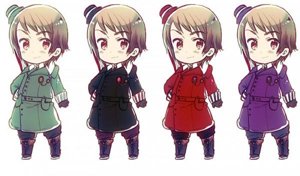Tags: Anime, Himaruya Hidekaz, Axis Powers: Hetalia, Romania, Official Art