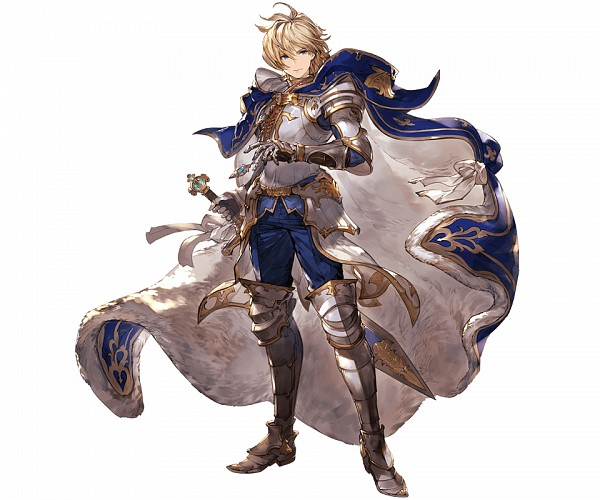 Tags: Anime, Minaba Hideo, Cygames, Granblue Fantasy, Romeo (Granblue Fantasy), PNG Conversion, Official Art, Cover Image