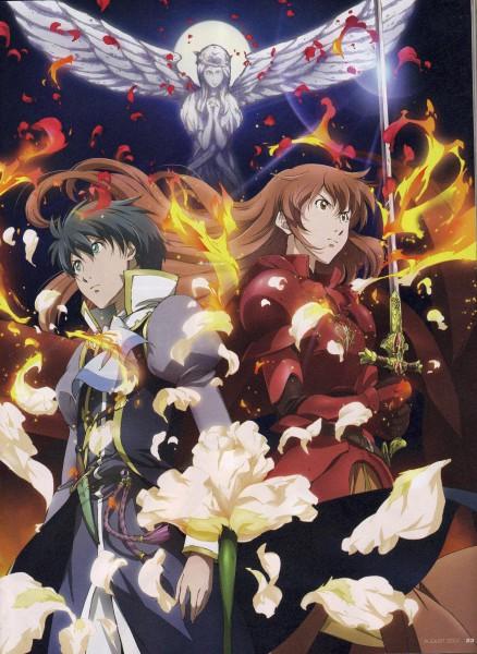 Tags: Anime, Harada Hiroki, Romeo x Juliet, Romeo Candorebanto Montague, Juliet Fiammata Asto Capulet