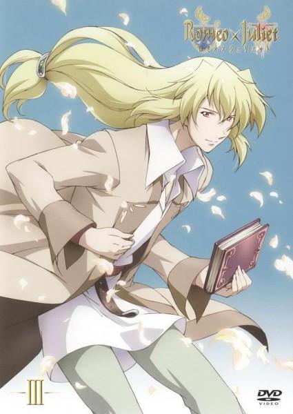 Tags: Anime, Harada Hiroki, Romeo x Juliet, Francisco (Romeo x Juliet), Mobile Wallpaper