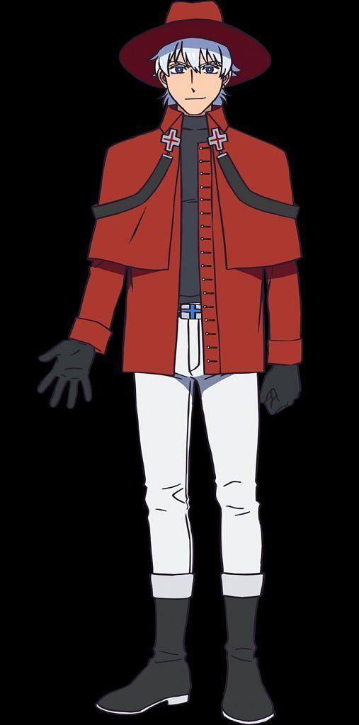 Ronald (Kyuuketsuki Sugu Shinu) - Kyuuketsuki Sugu Shinu