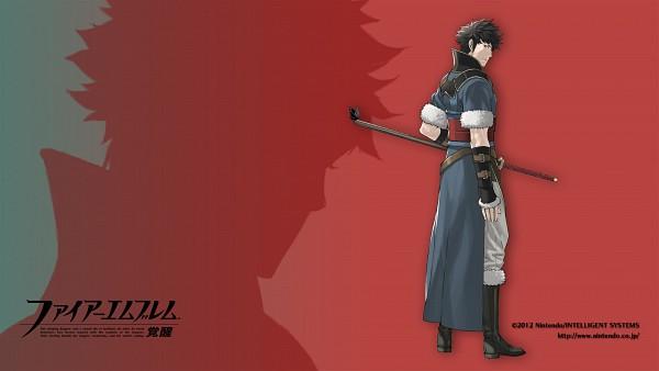 Tags: Anime, Kozaki Yuusuke, Fire Emblem: Kakusei, Ronku, Official Wallpaper, Facebook Cover, Wallpaper, Official Art, HD Wallpaper, Lon'qu