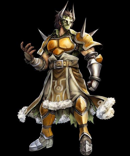 Roroh (Fire Emblem) (Legion (fire Emblem)) - Fire Emblem: Monshou no Nazo