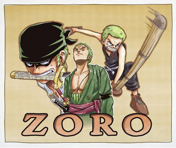 Tags: Anime, ONE PIECE, Roronoa Zoro, One Piece: Two Years Later, The Eleven Supernovas, Straw Hat Pirates