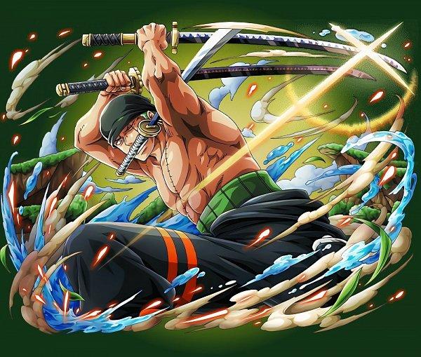 Tags: Anime, ONE PIECE, ONE PIECE: Treasure Cruise, Roronoa Zoro, Official Art