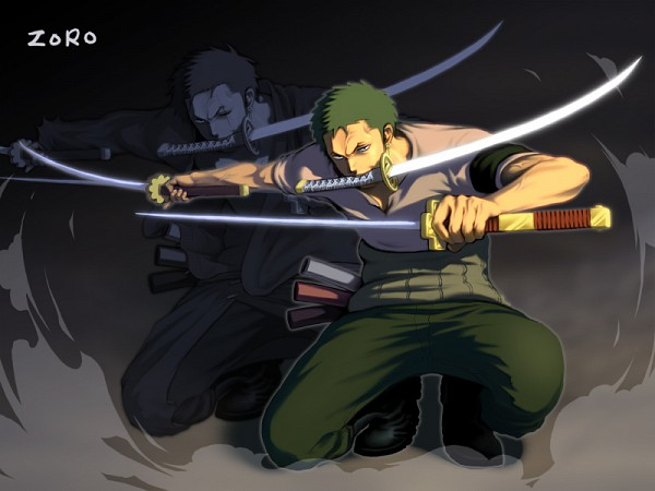 Tags: Anime, ONE PIECE, Roronoa Zoro, Artist Request, Straw Hat Pirates, The Eleven Supernovas