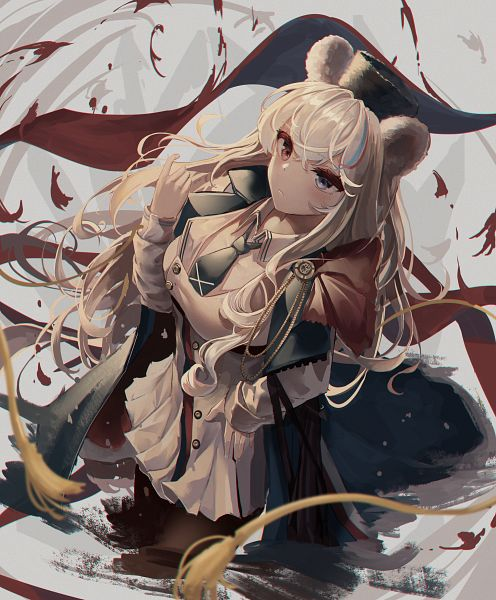 Tags: Anime, Pixiv Id 8919703, Arknights, Rosa (Arknights), Fanart, Fanart From Pixiv, Pixiv