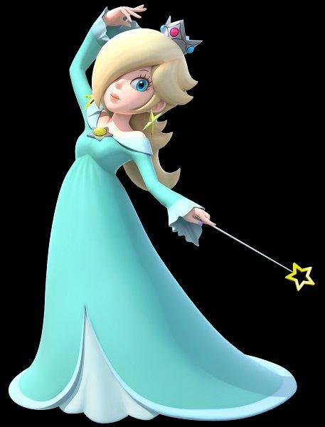 Rosalina - Super Mario Galaxy