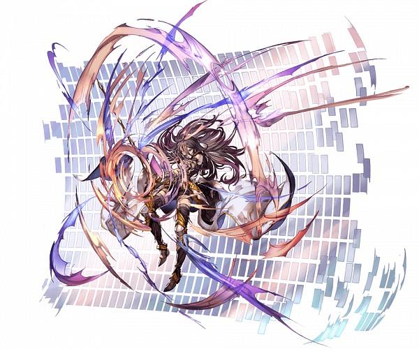 Tags: Anime, Minaba Hideo, Cygames, Granblue Fantasy, Rosamia (Granblue Fantasy), Cover Image, Official Art