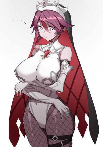 Tags: Anime, Pixiv Id 2560216, Genshin Impact, Rosaria