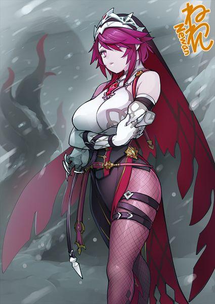 Tags: Anime, Pixiv Id 53209811, Genshin Impact, Rosaria
