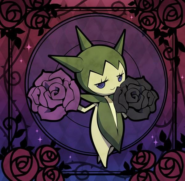 Roselia - Pokémon