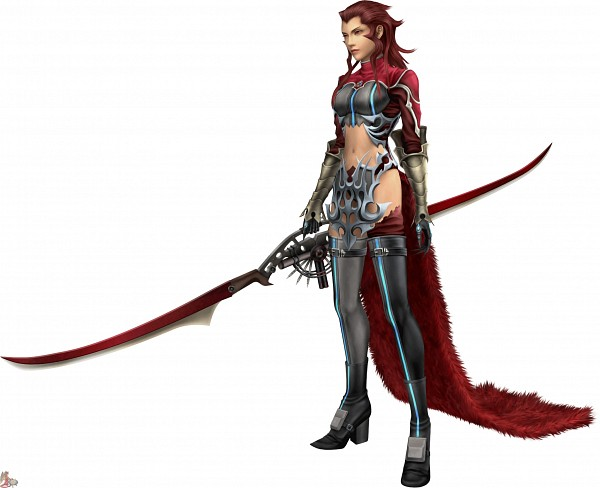 Rosso - Dirge of Cerberus: Final Fantasy VII