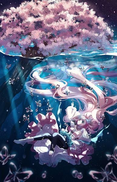 Tags: Anime, Rosuuri, deviantART, Original, Mobile Wallpaper