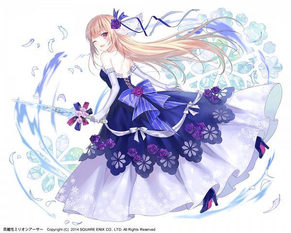 Rowena - Kaku-san-sei Million Arthur
