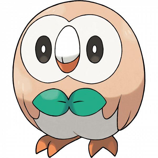 Rowlet - Pokémon