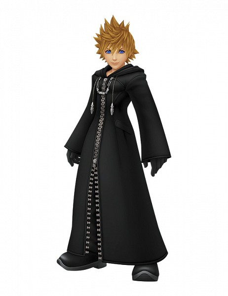 Roxas - Kingdom Hearts 358/2 Days