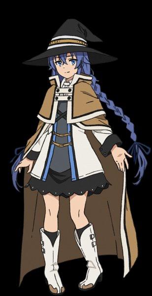 Roxy Migurdia - Mushoku Tensei: Isekai Ittara Honki Dasu