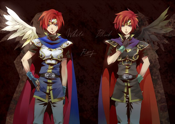 Tags: Anime, Hanasaki Arumu, Fire Emblem: Fuuin no Tsurugi, Roy (Fire Emblem), Pixiv, Fanart From Pixiv, Fanart