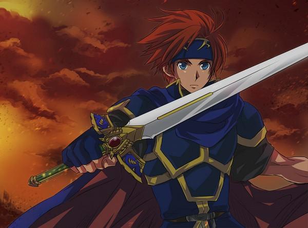 Tags: Anime, Kosato, Fire Emblem: Fuuin no Tsurugi, Roy (Fire Emblem)