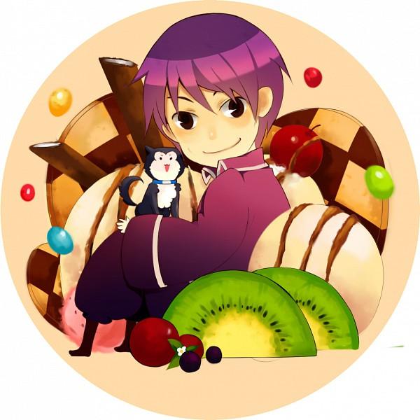 Tags: Anime, Fullmetal Alchemist, Black Hayate, Roy Mustang, Berry, Kiwi (Fruit), Blueberry