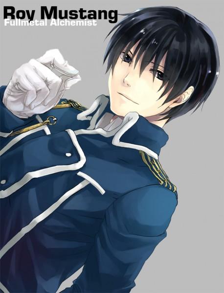 Tags: Anime, Sawa2, Fullmetal Alchemist, Roy Mustang, Fanart