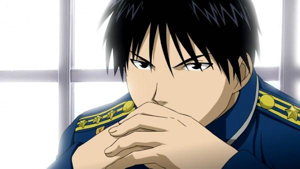 Tags: Anime, Fullmetal Alchemist, Fullmetal Alchemist Brotherhood, Roy Mustang, Screenshot, Wallpaper