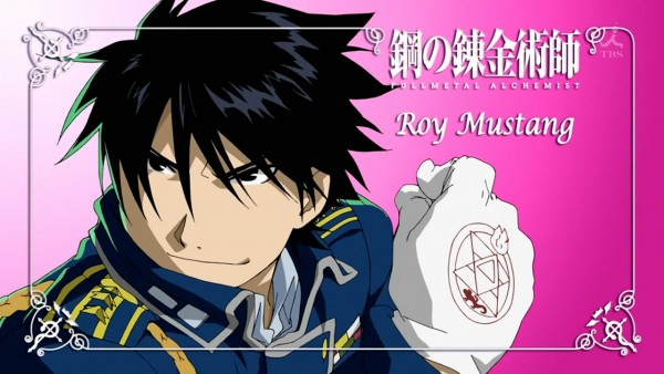 Tags: Anime, Fullmetal Alchemist, Roy Mustang, Wallpaper, Facebook Cover