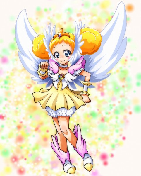 Tags: Anime, Pixiv Id 2040221, Smile Precure!, Royal Candy, Candy (Smile Precure), Fanart From Pixiv, Pixiv, Fanart