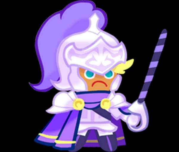 Tags: Anime, Devsisters, Cookie Wars, Cookie Run, Royal Knight Cookie, Knight Cookie, Upscale, Official Art