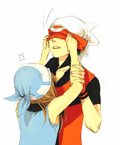 Tags: Anime, Pixiv Id 1638102, Pokémon SPECIAL, Pokémon, Odamaki Sapphire, Ruby (Pokémon SPECIAL), Pixiv, Fanart, Fanart From Pixiv, RuSa