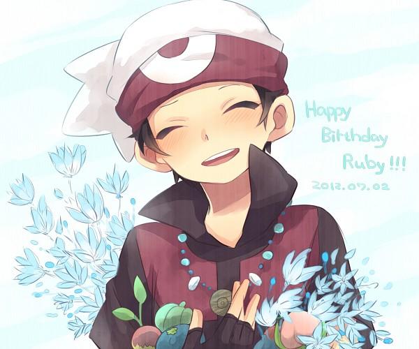 Tags: Anime, Painapparu, Pokémon SPECIAL, Pokémon, Ruby (Pokémon SPECIAL), Pixiv, Fanart, Fanart From Pixiv