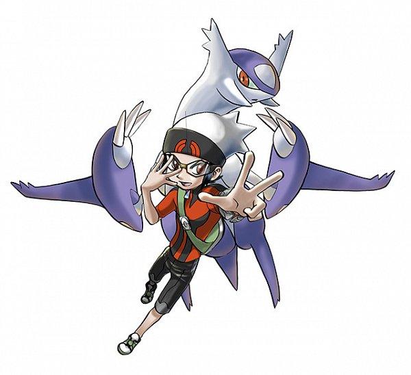 Ruby (Pokémon SPECIAL) - Pokémon SPECIAL